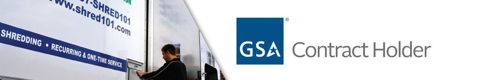 GSA Contract Shredding Services